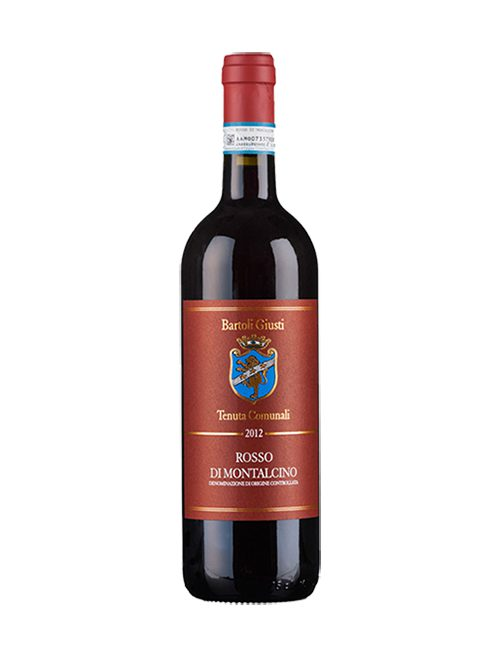 Rosso di Montalcino DOC Bartoli Giusti