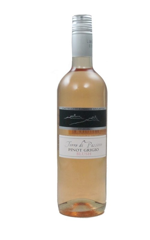 Terre di Passione Pinot Grigio Blush IGT (75cl)