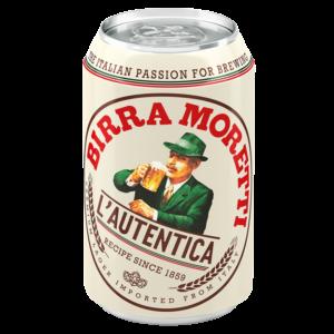 Birra Morettio (330ml)