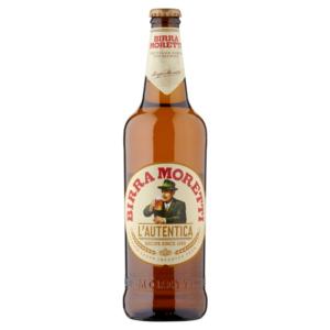 Birra Morettio (660ml)