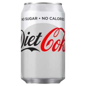 Diet Coca-Cola (330ml)